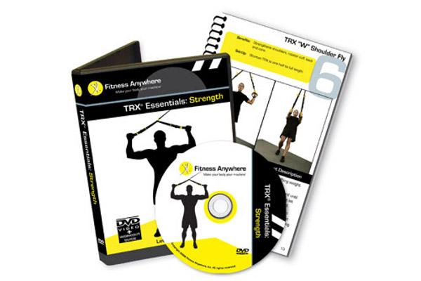 TRX DVD Essential: Strength