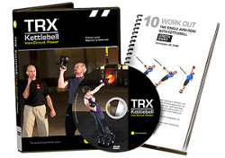 TRX DVD Kettlebell: Iron Circuit Power