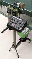 TTmatic Tischtennis Roboter 404 B Detailbild