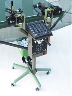TTmatic Ping Pong Roboter 505 B