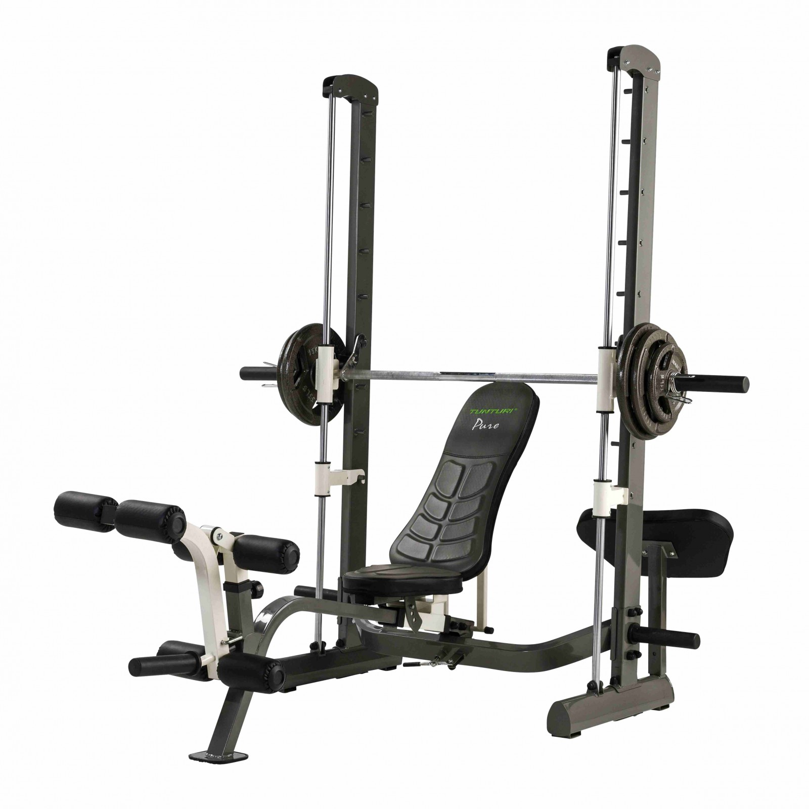 Tunturi Weight Bench Pure Compact Smith 6 0 Buy Test Sport Tiedje