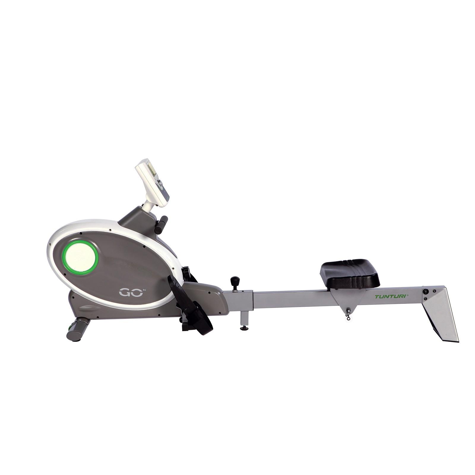 tunturi rower machine
