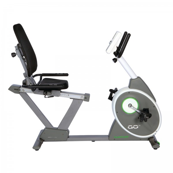 Tunturi Recumbent Bike Go 50