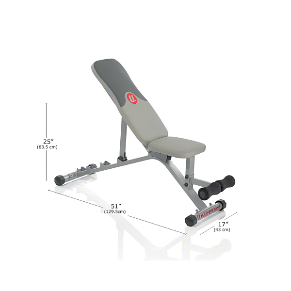 universal hantelbank ub300 kaufen test sport tiedje. Black Bedroom Furniture Sets. Home Design Ideas