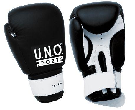 Boxing gloves U.N.O. Black-Pro