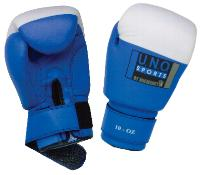 U.N.O. boxing glove Competition blau