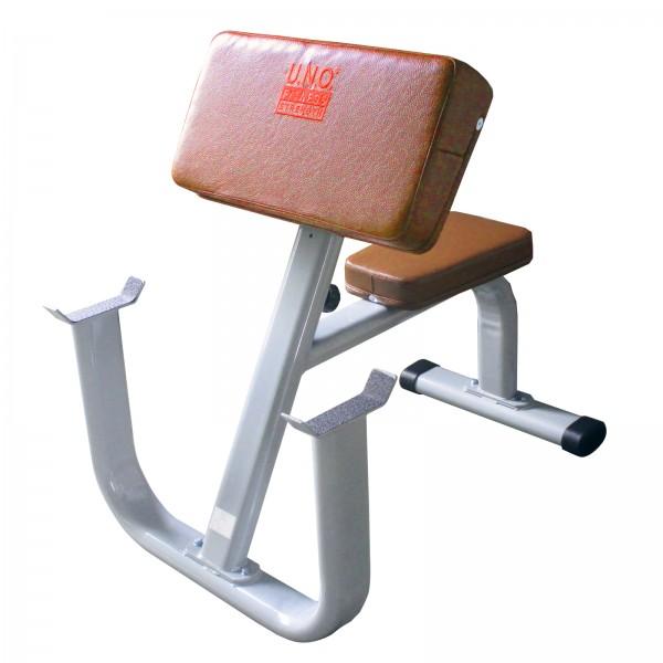 U.N.O. Fitness Curlpult-Station STR 1700