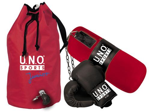 Set de boxe U.N.O. Junior