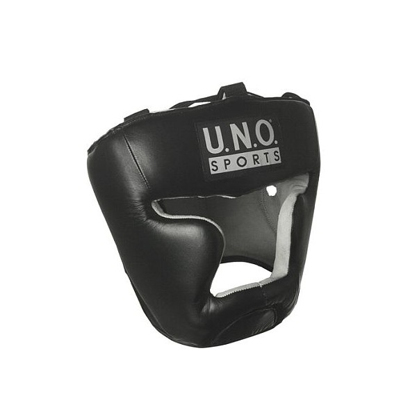 U.N.O. Head Guard Black Protect