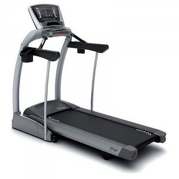 Vision Fitness tapis de course TF40 Touch