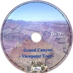 Vitalis FitViewer Film Grand Canyon - Viewpoint Tour -