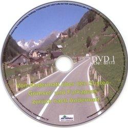 Vitalis FitViewer Film Andermatt/Susten, Teil 1