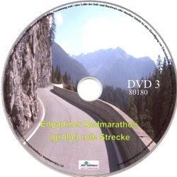Vitalis FitViewer Film Engadiner Radmarathon Strecke B (Teil 2)