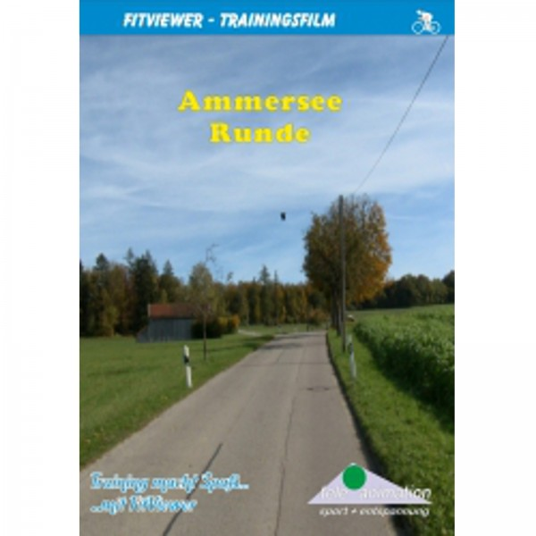 Vitalis FitViewer Digitalfilm Ammersee Runde