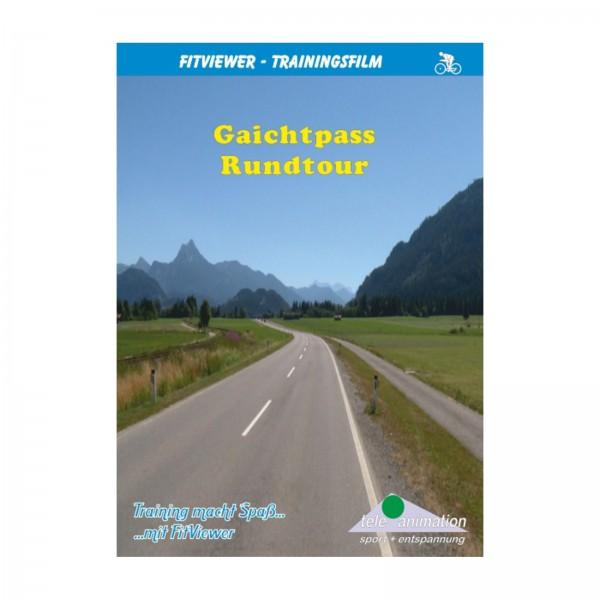 Vitalis FitViewer Film Gaichtpass Rundtour