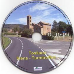 Film Vitalis FitViewer «Itinéraire en Toscane»