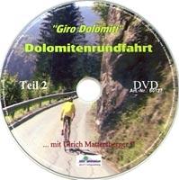 Vitalis Film Dolomitenrundfahrt 'Giro Dolomiti' Detailbild