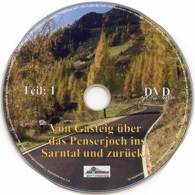 Vitalis FitViewer film du Gasteig - Penserjoch T2