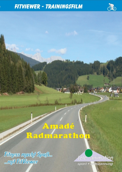 Vitalis FitViewer Film Amadé cycle marathon