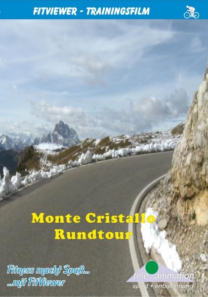 Vitalis FitViewer Film Rund um den Monte Cristallo