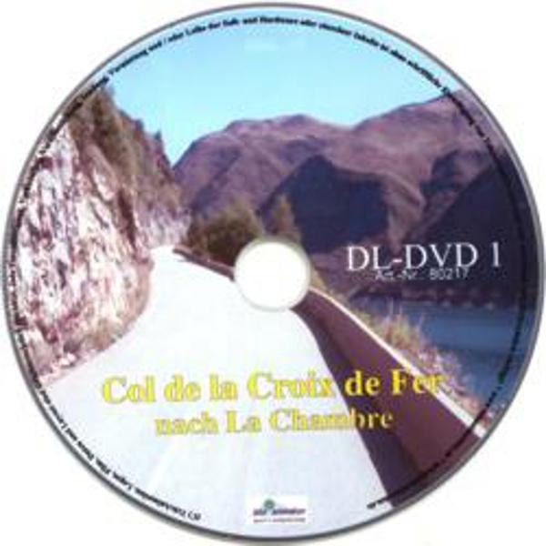Vitalis FitViewer Film Col de la Croix de Fer