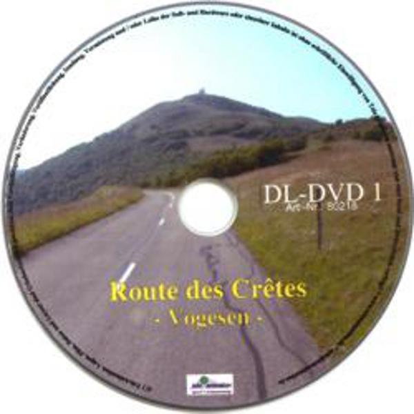 Vitalis FitViewer Film Route de Cretes - Vogesen