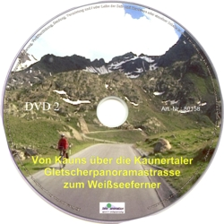 Vitalis FitViewer film from Kauns to the Weißseeferner