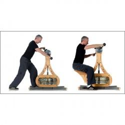 NOHrD torso trainer WaterGrinder  Detailbild