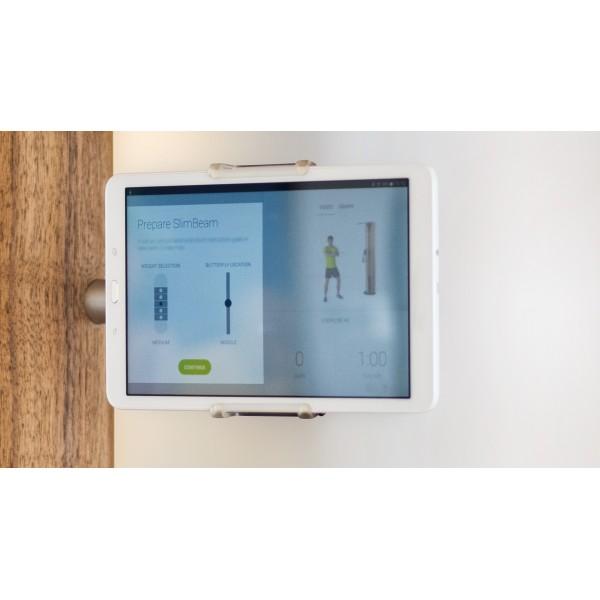 NOHrD SlimBeam Monitorhalterung für elektr. Trainingsleitsystem