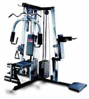 Weider Pro 4000 Multi Gym Manuel Dutilisation