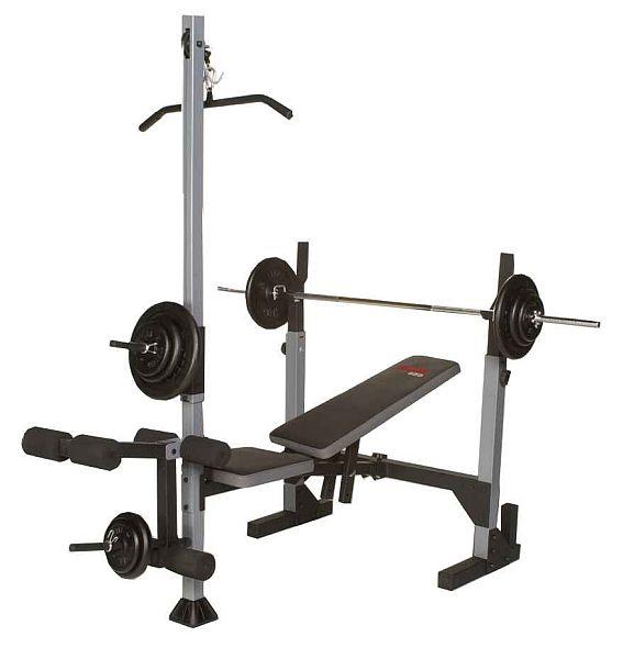 Weider Pro 435 Free Weight Bench Buy Test Sport Tiedje