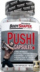 Weider Push! Capsules purchase online now