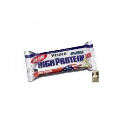 Weider 40% High Protein Bar