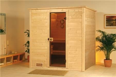 weka massivholzsauna lulea g nstig kaufen sport tiedje. Black Bedroom Furniture Sets. Home Design Ideas