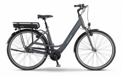 Winora E-Bike X480.F (Wave, 28 inches) + Modular Pack 500