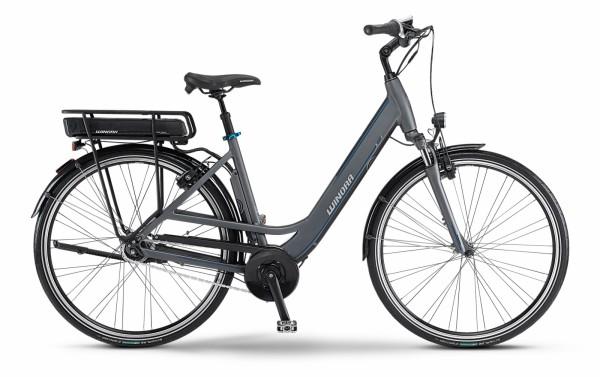 Winora E-Bike X480.F (Wave, 28 inches) + Modular Pack 500