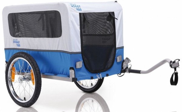 xlc fahrrad e bike hundeanh nger doggy van bs l02 kaufen. Black Bedroom Furniture Sets. Home Design Ideas