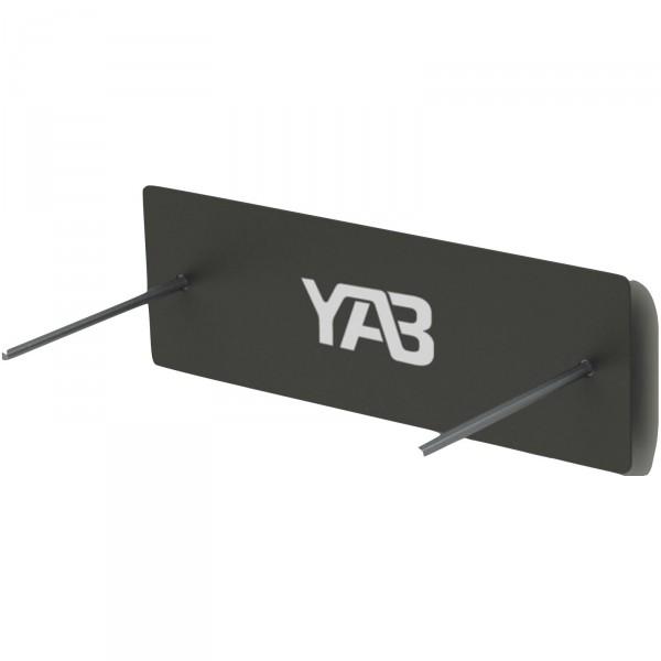 YAB wall mounting for YAB Stepboard training mat