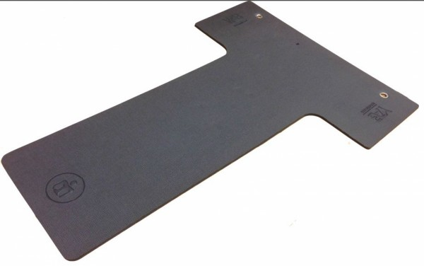 YAB Pad tapis d'entraînement pour Reebok Stepboard