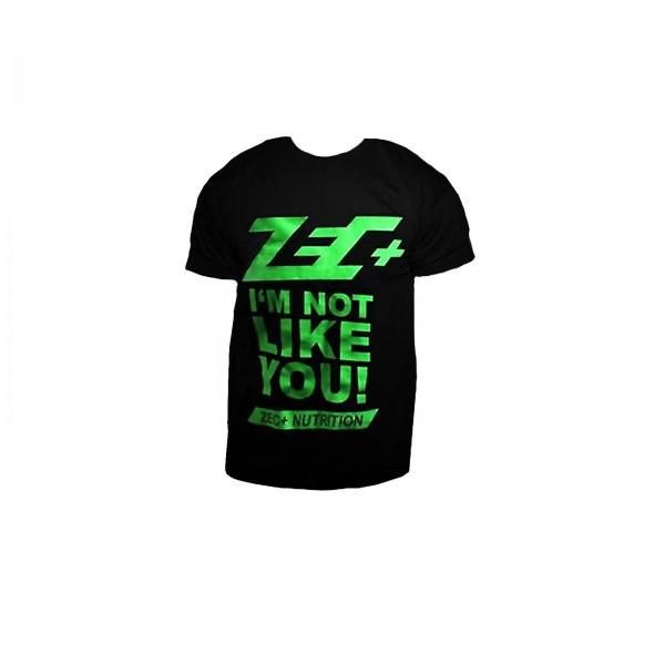 Zec Plus Nutrition T-Shirt black