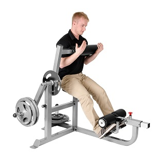 Un trainer addominale/dorsale per una metà del corpo stabile