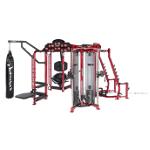 Hoist Motioncage: die Functional Training Area im Fitness-Studio