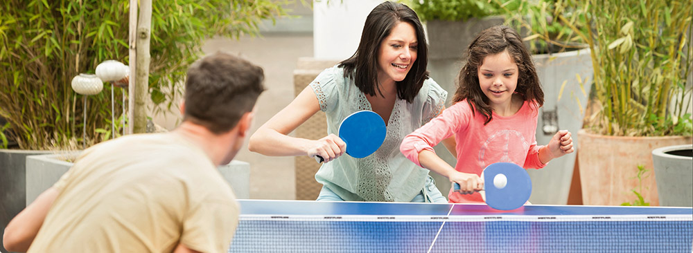 Tischtennis bei Sport-Tiedje