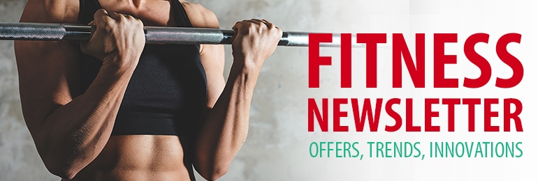 Fitness Newsletter - Angebote - Trends - Innovationen