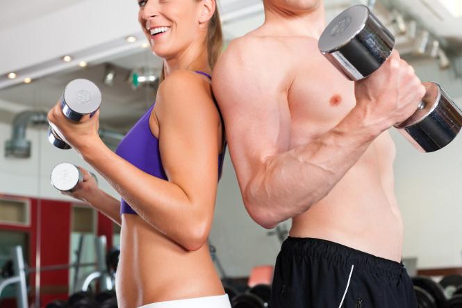 Muskelaufbau aber wie? - Übungen für das Training