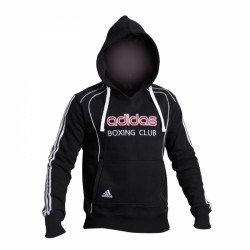 adidas Boxing Club Hoody Sweat black