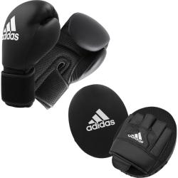 Gants de boxe adidas Adult Boxing Kit 2