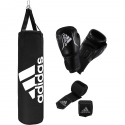 Adidas Boxing Bag Set