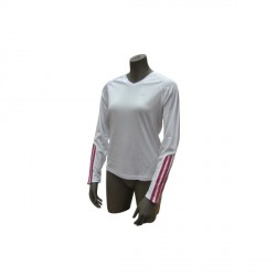 Adidas Response Long-Sleeved V-Neck Shirt Women