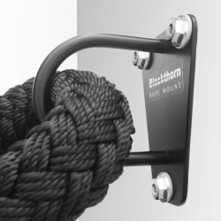 Blackthorn wall mount for training ropes